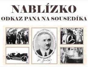 auto Josef Sousedík odkaz divadlo Kampa setkání