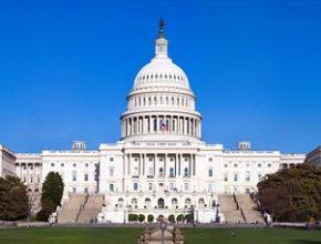 auto Kapitol Spojené státy americké parlament kongres senát