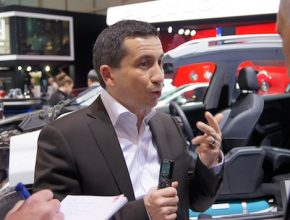 auto Karim Mokkadem autosalon Ženeva 2013 PSA Peugeot Citroen Hybrid Air