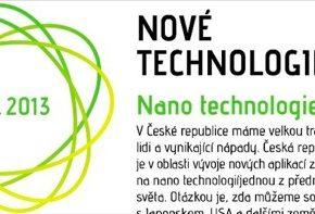 nové technologie nanotechnologie