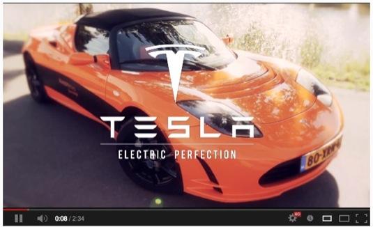 VIDEO: Tesla Roadster - elektrická dokonalost