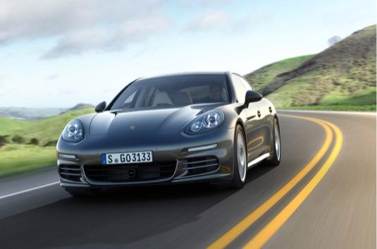 auto Porsche Panamera S E-Hybrid plug-in hybrid