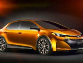 auto Toyota Corolla Furia Concept