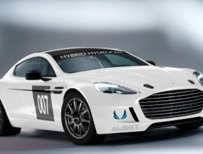 Aston Martin Rapide S - auto na vodík míří na Nürburgring