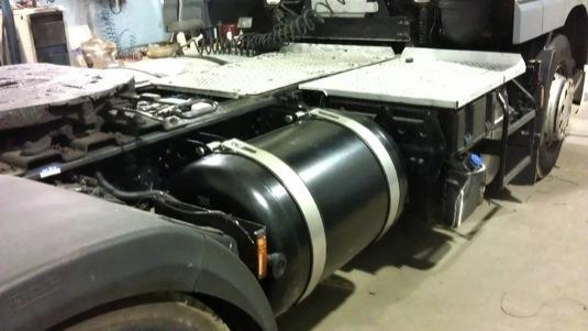 auto Kombinace LPG a nafty šetří dopravcům náklady