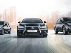 Lexus nabízí na své vozy v ČR po omezený čas zajímavý bonus