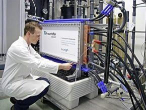 Nejnovější německá redox baterie