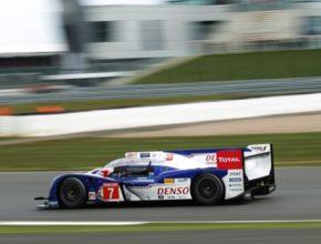 auto Silverstone 6 hodin Toyota Racing TS030 Hybrid