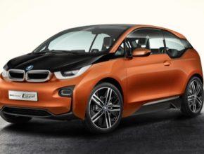 auto elektromobil BMW i3 bezpečnost uhlíkové komponenty