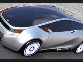 auto nová generace hybridu Toyota Prius