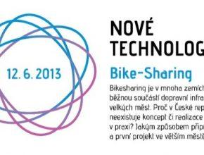 auto nové technologie Bike-sharing