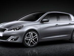 auto nový Peugeot 308