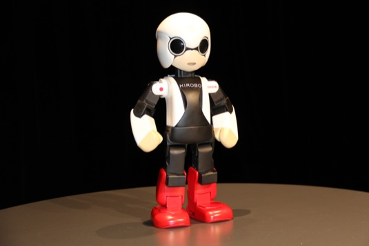 Konverzační robot Kirobo