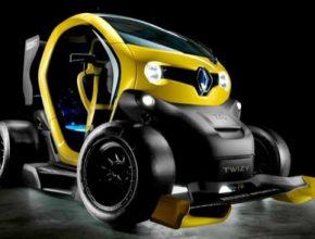 auto Renault Twizy Sport F1