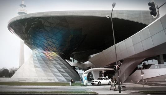 auto dobíjecí stanice pro elektromobily BMW i