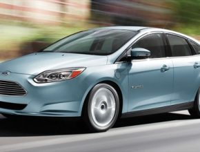 auto elektromobil Ford Focus Electric 2013