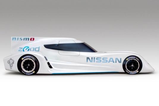 auto Nissan ZEOD RC