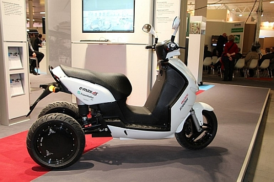 Electromobile City Scooter