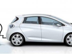 auto EP Tender range extender rozšiřovař dojezdu elektromobil Renault Zoe