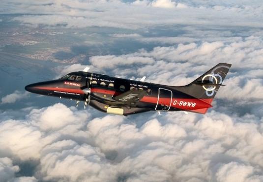 Bezpilotní letadlo Jetstream