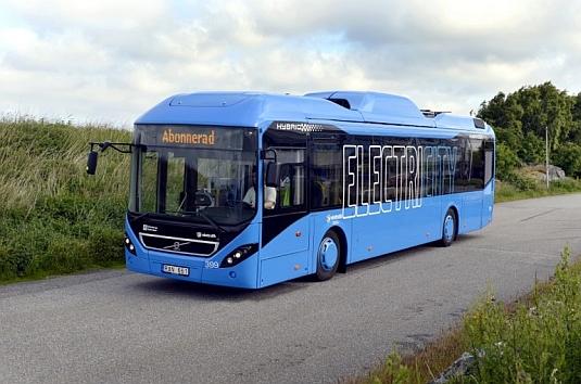 Elektrobus Volvo