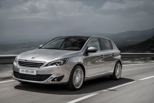 auto nový Peugeot 308 autosalon Frankfurt 2013