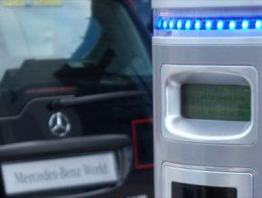 auto dobíjecí stanice pro elektromobily Anglie Surrey