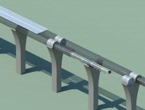 Hyperloop - Hypersmyčka - nový způsob dopravy podle Elona Muska
