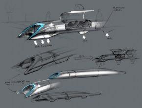 Hyperloop Elon Musk nová dimenze dopravy
