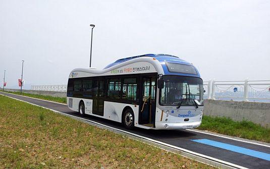 Jihokorejský elektrobus