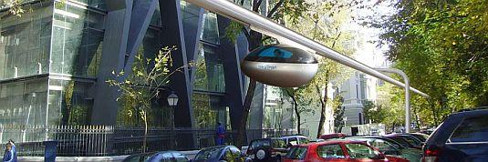 Dopravní systém skyTran