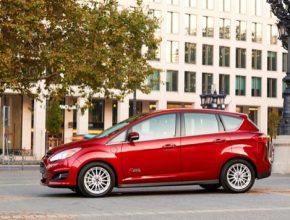 auto Ford C-MAX Energi plug-in hybrid