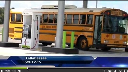 auto CNG autobusy školní USA