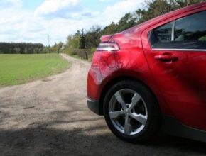 auto Chevrolet Volt test