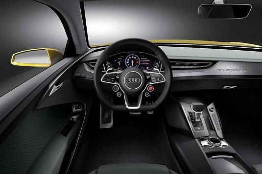 Hybridní Audi Sport quattro