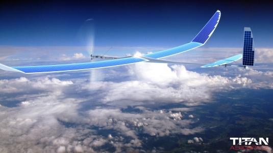 Stratosférický letoun Solara
