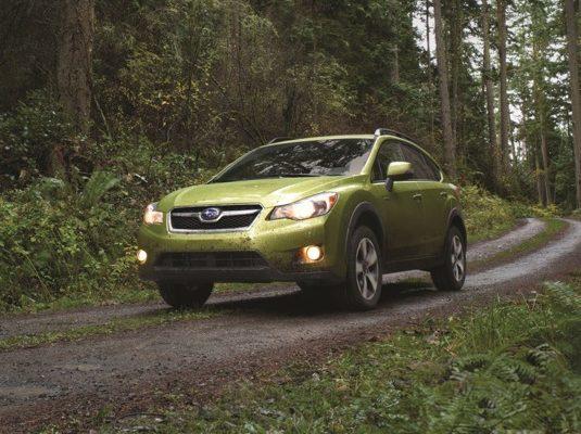 auto Subaru XV Crosstrek Hybrid