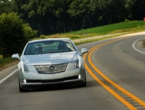 auto Cadillac ELR 2014 General Motors plug-in hybrid