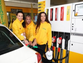 auto Shell Fuelsave Challenge 2013
