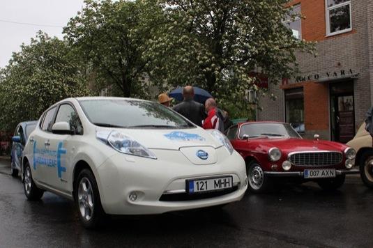 auto Electric Marathon závody
