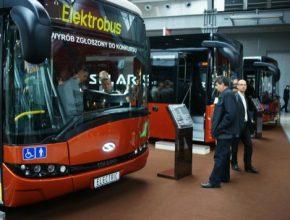 auto elektrobus Solaris Urbino 12 Electric s dobíjením ze střešního sběrače