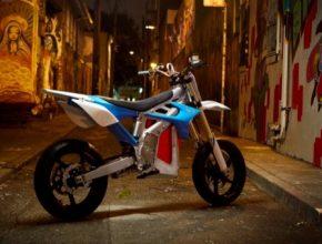 auto elektromotorky BRD Motorcycles