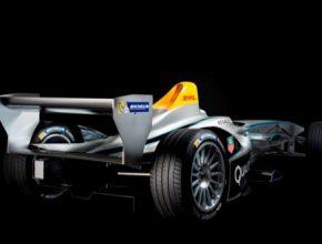 auto Fia Formule E elektrická formule