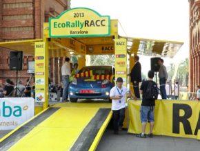auto Nissan Ecoseries Španělsko
