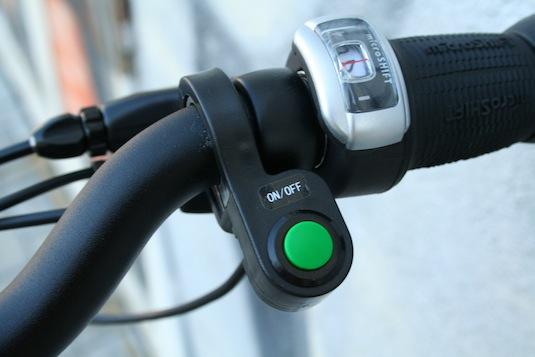 auto AGOGS LowStep elektrická skládačka kolo test