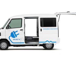 auto elektromobil Mitsubishi MiniCAB MiEV