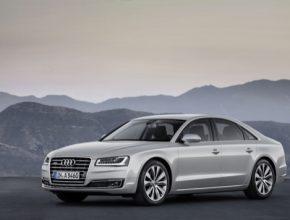 auto Audi A8 TFSI Hybrid