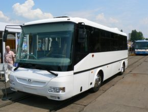 auto elektrobus SOR EBN 8