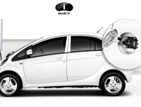 auto elektromobil Mitsubishi iMiEV