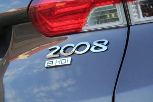 auto Peugeot 2008 test